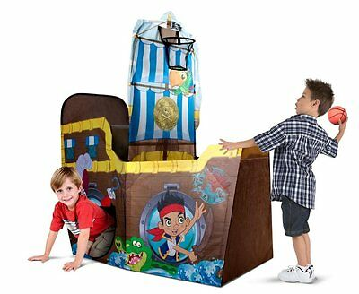 NEW Bucky Play Structure Jake And The Neverland Pirates Play Tent  By PlayHut