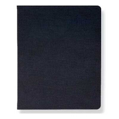 Trading Card Album, Clearview Cover & 10 x 9 Pocket Pages, Black