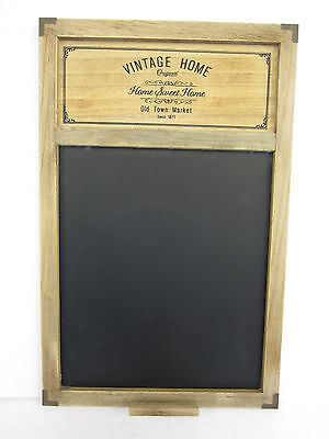 Lesser And Pavey Home Sweet Home Vintage Home Blackboard Lp27749