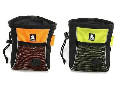 """Truelove """"Wuff"""" Portable Travel Dog Snack Treat & Training Clip-on Pouch Bag SM"""