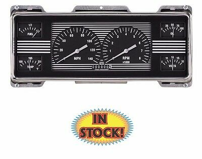 Classic Instuments 1940 Ford 6-in-1 Instrument Kit - Hot Rod Style FC40HR