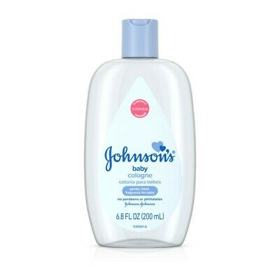 JOHNSON'S Baby Cologne 6.80 oz (Pack of 5)