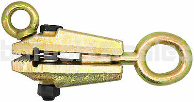 5 Ton TWO-WAY Frame Back Self-Tightening Grip Auto Body Repair Pull Clamp