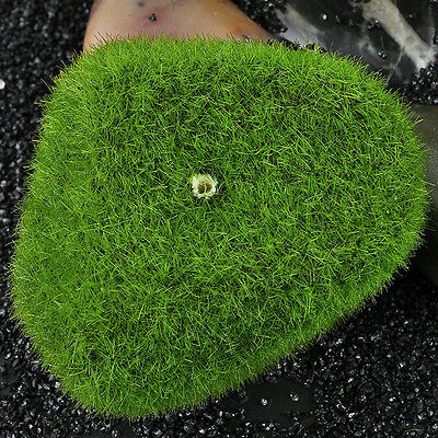 5x Artificial Green Moss For Potted Plant Ornament Home Garden Decor Landscape