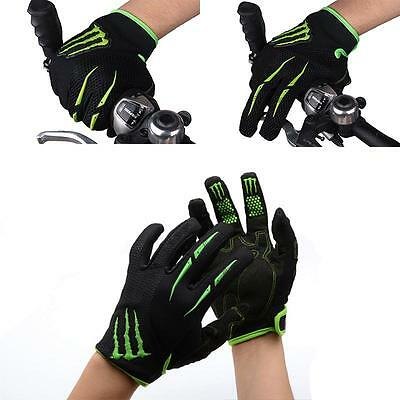 Novelty Cycling MTB Bicycle Outdoor Sports Racing Motorcycle Full FingerGloves