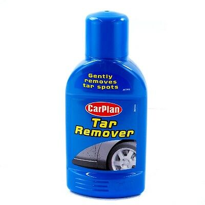 Carplan TAR374 Tar Spot Remover Cleaner 375ml Spray Car Care Cleaning