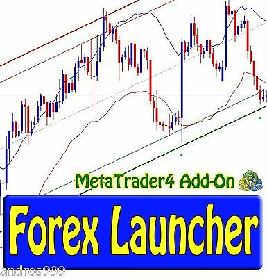 HOT SALE! Forex Launcher High Profitable Trading System Strategy MT4 Indicator