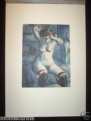 Georges Rouault Fille Ragazza Stampa