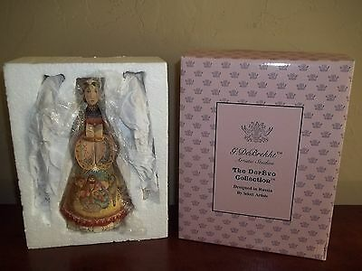 G DeBrekht 2002 Nativity Angel 55410 1st in Series #271 of 1200 NEVER DISPLAYED