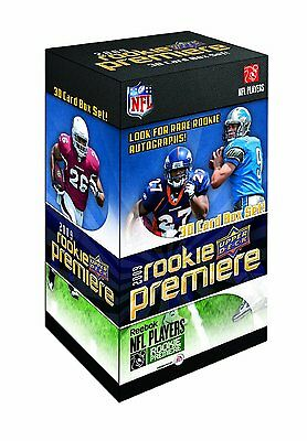 2009 Upper Deck NFL Rookie Premiere Box Set