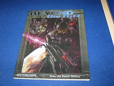 BEYOND THE RIFT - BATTLELORDS OF THE TWENTY THIRD CENTURY RPG OOP 23rd Campaign0