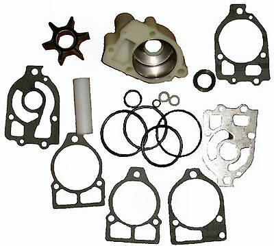 Water Pump Kit for Mercruiser Alpha One and Mercury V6 replaces 46-96148T8