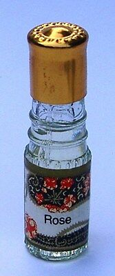 Rose Oil Fragrant Concentrated Perfumed 2.5ml Love