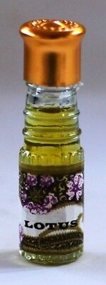 Lotus Fragrant Oil Concentrated Perfumed Abundance 2.5ml