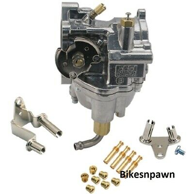 New S&S Cycle Super E Shorty Carburetor Big Twin or Sportster