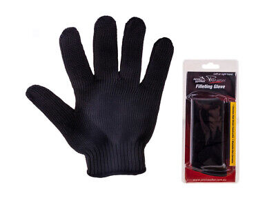 Jarvis Walker Pro Series Stainless Steel Fish Filleting Glove-Left or Right Hand