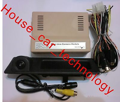 NEW BMW F-Series new1,3,5,6,7,5GT,X3 CIC,NBT camera Module with parking line