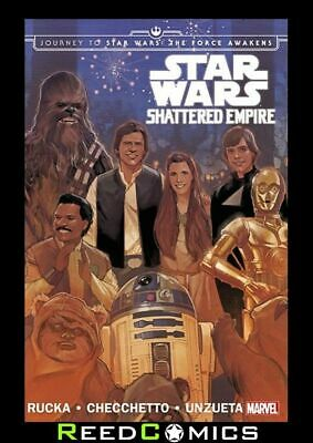 Star Wars Journey To Star Wars The Force Awakens Shattered Empire Graphic Novel