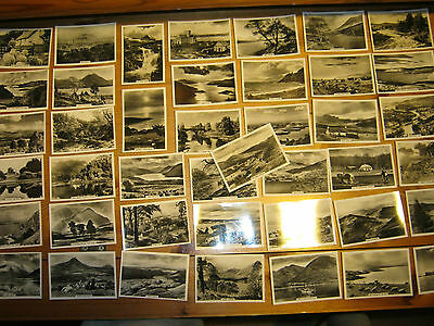 Senior Service Beautiful Scotland Cigarette Cards full set Excellent+ condition