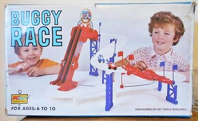 Buggy Race -Vintage Play Set -K-Mart Exclusive