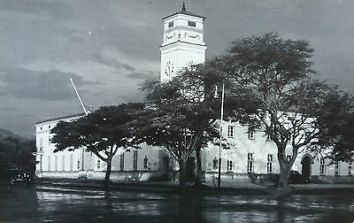 RHODESIA 1950s PICTURE POST CARD GOVERNMENT BUILDINGS UMTALI