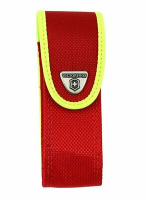 Victorinox Swiss Army Nylon Rescue Tool Belt Pouch, Red #33272