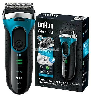 Braun Series 3 3080 Wet and Dry Mens Electric Foil Shaver