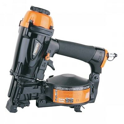 """Freeman 15 Degree 1-3/4"""" Coil Roofing Nailer PCN45 NEW"""
