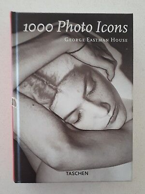 1000 Photo Icons by George Eastman House (Hardback, 2002)