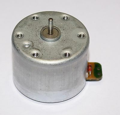 Audio Motor for Tape Deck  Panasonic MMI-6S9L 9V CCW Capstan Motor Audiomotor