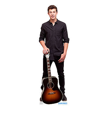 Shawn Mendes Life Size Cardboard Cutout Standup Music