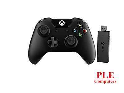 Microsoft Xbox One Controller with Wireless Adapter for Windows[NG6-00005]