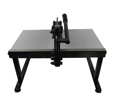 Manual Sample cloth cutting machine Knife Cloth Cutter Fabric Cutting Machine