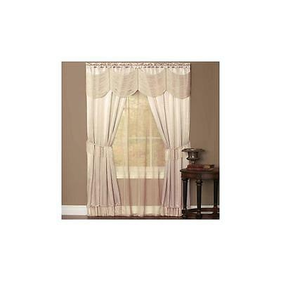 Unbranded Window In A Bag, Halley, Ivory, 56X63