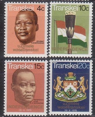Transkei 1976 Independence MNH