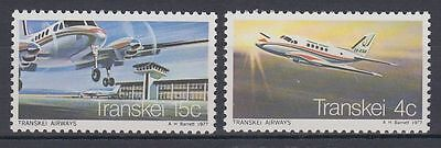 Transkei 1977 Airways MNH