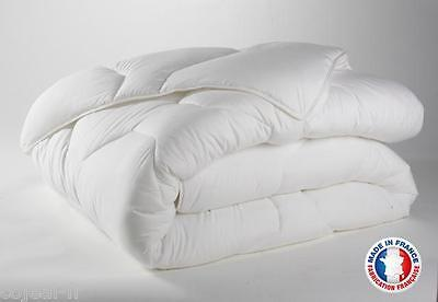 COUETTE BLANCHE 140 X 200 MADE IN FRANCE 450 g/m2 NEUF fabrication Française
