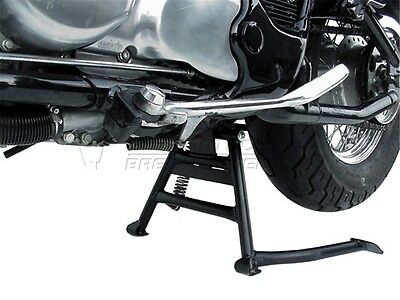 Honda VT 600 Shadow Bj 88 up to 99 Motorcycle Centre stand SW Motech black new