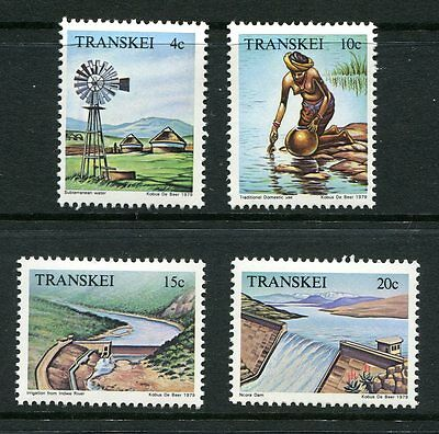 Transkei 1979 Water Resources MNH