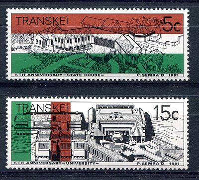 Transkei 1981 5th Anniv of Independence MLH