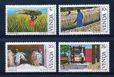 Venda 1982 Sisal Cultivation  MNH