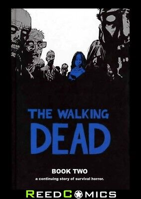 THE WALKING DEAD VOLUME 2 HARDCOVER New Hardback Collects #13-24 Robert Kirkham