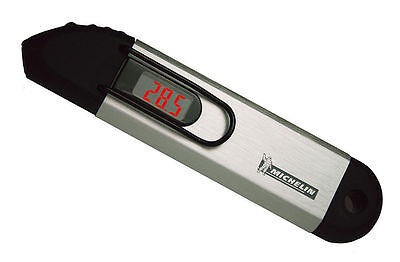 Accutire MS-4000 Michelin MN-4000 Backlit Digital Tire Gauge with Metal Case