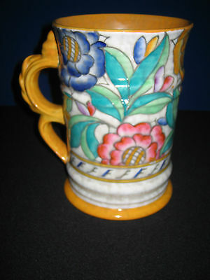 Beautiful Charlotte Rhead Signed Crown Ducal Large Jug