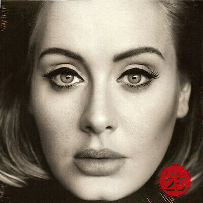 Adele 25 vinyl LP NEW/SEALED