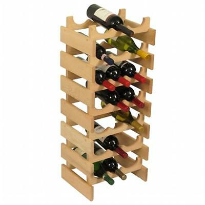 Wooden Mallet WR37UN 21 Bottle Dakota Wine Rack