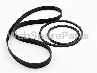 Marantz SD-8000 Drive belt Kit (3 Belts)