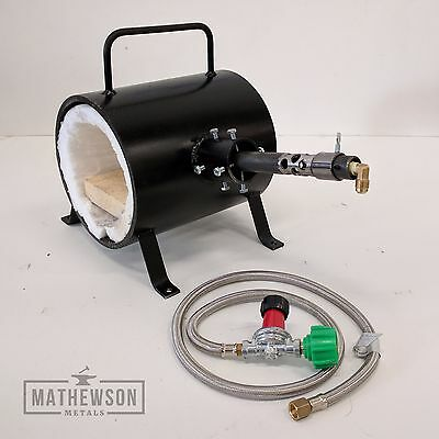 U.S.A Made Propane Forge for Knifemaking Blacksmith Forge Farriers Furnace