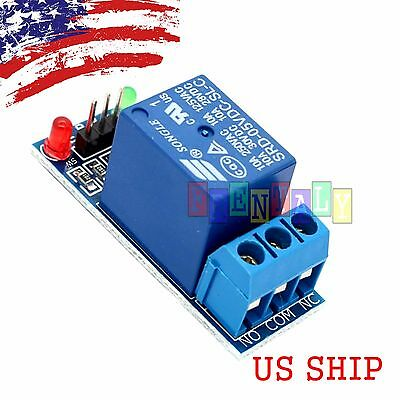 1 Channel DC 5V Relay Switch Board Module for Arduino Raspberry Pi ARM AVR