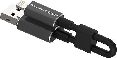 PhotoFast MemoriesCable con 128 GB di Memoria Interna e Connettore USB Jack 3.0